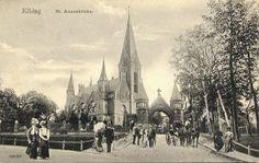 Sankt Annenkirche #1- Elbing