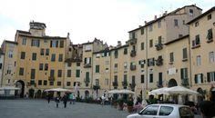 Lucques, une jolie petite cité médiévale