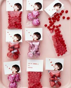 MarthaStewart.com has some really cute Valentine's Day craft ideas - and we've got the delish candy to complement them: http://www.blaircandy.com/valentinesday.html. #getyoursweeton #valentinescandy