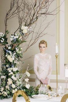 WedLuxe – Into the Mystic Modern Romance, Jewel Tones, Autumn Summer, Fall 2018, Mystic, Wedding Inspiration, Magazine, Bridal, Wedding Dresses