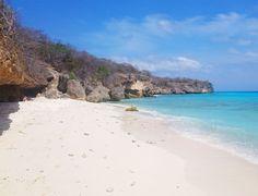 Playa Hulu Curacao   Strand Curacao