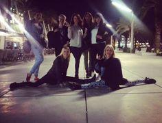 Splits in Split #poledance