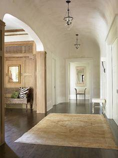floors are 75% jacobean and 25% ebony from minwax on white oak planks