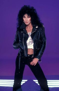 When I grow up I am going to be Cher :) lol - but I do LOVE Cher :)