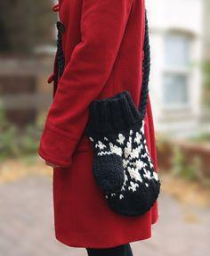 mega mitten bag, soooo cute
