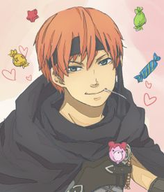 Gaius is a total hottie. <3 By 「ゐずき」 http://caterpie.tumblr.com/post/77842948203