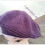 In questo tutorial vi spiego come si fa un basco di lana a uncinetto: il basco alla francese è un classico che si adatta a tutti gli stili di abbigliamento. Knitting Machine Patterns, Crochet Patterns, Sunburst Granny Square, Knit Crochet, Crochet Hats, Drops Design, Purses And Bags, Knitted Hats, Beanie