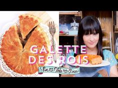 Galette Des Rois com Compota de Maçã - Danielle Noce Sweet Pie, Bakery, Snack Recipes, Food And Drink, Chips, Ethnic Recipes, Creme, Cheesecakes, Tarts