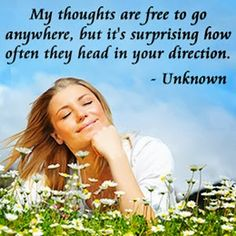 Thinking of You Quotes and Sayings
