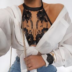This bra. Look at this bra. LOOK AT IT. And then look at the shirt. I'm in love