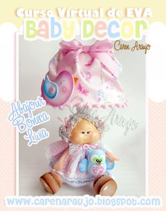 banner_abajourmenina_babydecorgirl_decoracaobebe_menina_abajurdecorado_cursodeEVA.jpg (490×623)