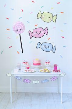 Candy Parade Birthda