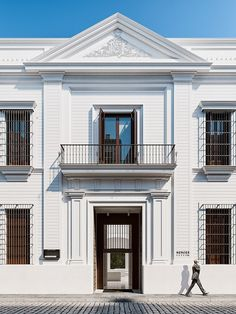 Mercer Hotel Sevilla, opening in the summer of 2016, is the new luxury landmark hotel set in the heart of the historic centre of Sevilla...
