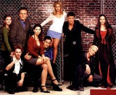 Buffy the Vampire Slayer. My favorite seasons are the earlier seasons where the gang are all still in high school.