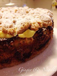 Torta sbriciolata di mele di Marina Braito