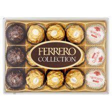 Ferrero Collection 15 Pieces Boxed Chocolates 168g