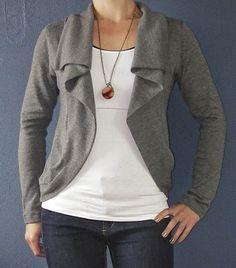 Liola Designs: Molly Cardigan - pattern on etsy