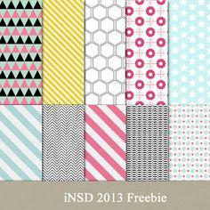 KatiesWish: cute free papers