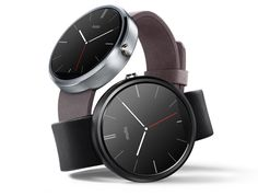 Moto 360 Android Wear Lollipop update official, OTA to begin soon Android Wear Smartwatch, Android Watch, Smart Watch, Cool Things To Buy, Lollipop Update, How To Wear, Tech News, Google Play, Cool Stuff To Buy
