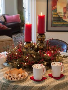 Heritage Spice Artificial Christmas Wreath And Garland | Balsam Hill