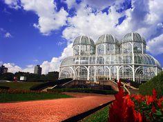 Estufa - Jardim Botânico