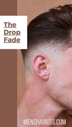 Upgrade your hairstyle with a drop fade. No matter what type you'll go for, low or high, bald or undercut, it will surely come out awe-inspiring whether you pair it with slick back curls with beard, comb over with part, black Afro curly hair or Asian man bun with waves. #menshaircuts #menshairstyles #fade #dropfade High Top Fade, Mid Fade, Asian Man Haircut, Drop Fade Haircut, Haircut Tip, Comb Over Fade, Undercut Fade, Popular Short Hairstyles, Man Bun