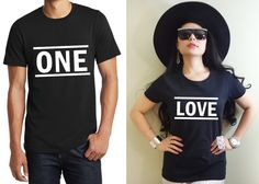 Matching couple shirts. His and her shirts. Gift for couples. Wedding gift for couple. Honeymoon shirts. Anniversary shirts. Couple tshirts.