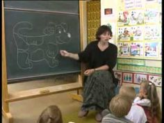 How to teach children to Identify Sounds in Words with Jolly Phonics
