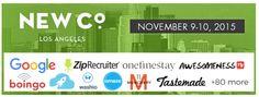 Check out NewCoFestivals LA Nov. 9-10 Headquarters Innovation Lives - #NewCo #LosAngeles http://la.newco.co/?utm_term=0_5767c6f329-74947e9aa5-230982953&mc_cid=74947e9aa5&mc_eid=426de07d6e&utm_content=bufferc2cb1&utm_medium=social&utm_source=pinterest.com&utm_campaign=buffer #BHmediaCo