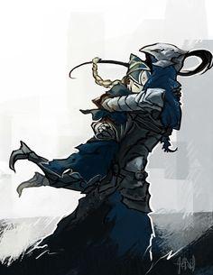 Dark Souls,фэндомы,Artorias The Abysswalker,DS персонажи,Lord's Blade Ciaran,DS art