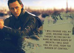 Loki's Dirty Whispers