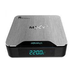 MXV Plus Android TV Box Amlogic S905 Quad Core Streaming Media Player