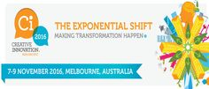 Creative Innovation 2016 Asia Pacific - Melbourne - Eventfinda