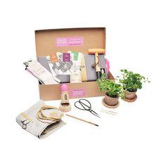 Urban garden Company startboxer. Dyrk grønt på altan, baghave, lille have. Just add water!