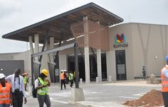 PHOTOS: KUMASI CITY MALL COMES ALIVE. The Kumasi City Mall has officially opened for business,The facility costs $95 million - It i the first ever mall built in Kumasi.The $95 million Kumasi City Mall on Thursday opened for business in Ghana's second business city.     Kumasi City Mall, the US$95 million dollar retail facility, opened and commenced trading today, making the Ashanti regional capital the second city in Ghana with the complement of an A-grade shopping and recreational centre…