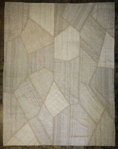 Hemp and Goat Hair Kilim Patchwork | From a unique collection of antique and modern turkish rugs at http://www.1stdibs.com/furniture/rugs-carpets/turkish-rugs/