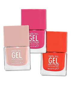 The Best Long-Lasting Products to Beat Daylight Savings - Nails Inc Gel Effect Polish from #InStyle