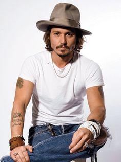 Johnny Depp ~ SEXY!