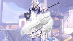 Costumes & Accessories Ow Widowmaker Winter Wonderland Gun Weapon Cosplay Prop Sufficient Supply