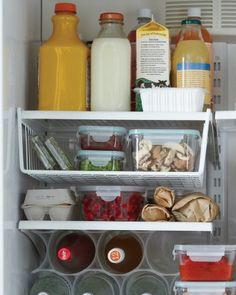 hanging fridge storage