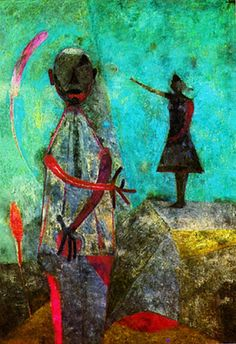 San miguel painting prints and religion on pinterest for Mural rufino tamayo
