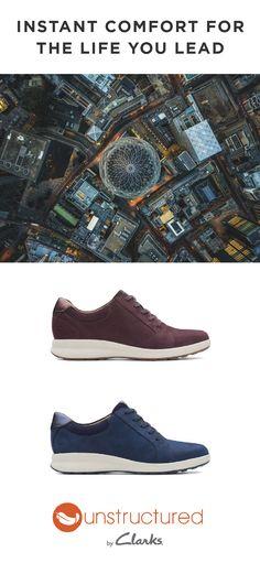Clarks Womens Loafers Sneaker