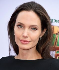Angelina Jolie isn't afraid of a little ink.