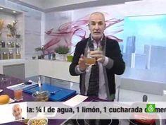 Salud a la carta 53- Piedras y barros en hígado y vesícula biliar - Alcachofas con ensalada