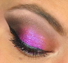 Makeup Of The Day 89 With ColourPop Slave2Pink Super Shock Shadow - Painted Ladies