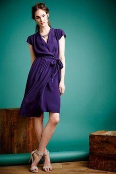 ON SALE Maeve Noronha Wrap Dress # AnthroFave