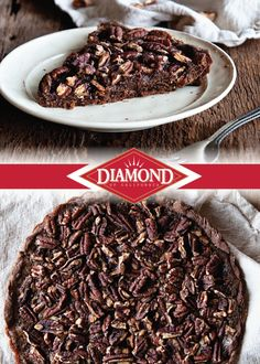 This Double Chocolate Pecan Pie is a great way to add a little something extra to your classic pie. Adding creamy chocolate makes this recipe irresistible.