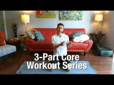 "(Belly Fat) Numerous people confuse the term ""core"" and think it is the same as ""abs"", but these are in fact quite different. The core is a larger term and involves the abs, glutes (butt), lower back muscles, and hips. Easy Workouts, At Home Workouts, Lower Back Muscles, Core Muscles, Fat To Fit, Injury Prevention, Fett, Get In Shape, Excercise"