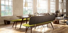 Sideboard, Studio, Dining Bench, Inspiration, Kitchen, Furniture, Home Decor, Family Dining Rooms, Dinner Room
