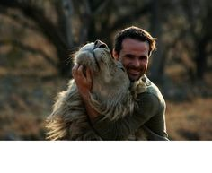 Kevin Richardson - the lion wisperer